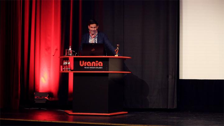 Konferenzen Urania Videoproduktion