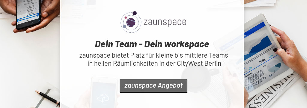 zaunspace Angebot slide